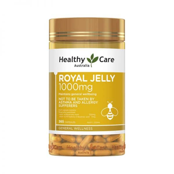 Royal Jelly 365 Capsules