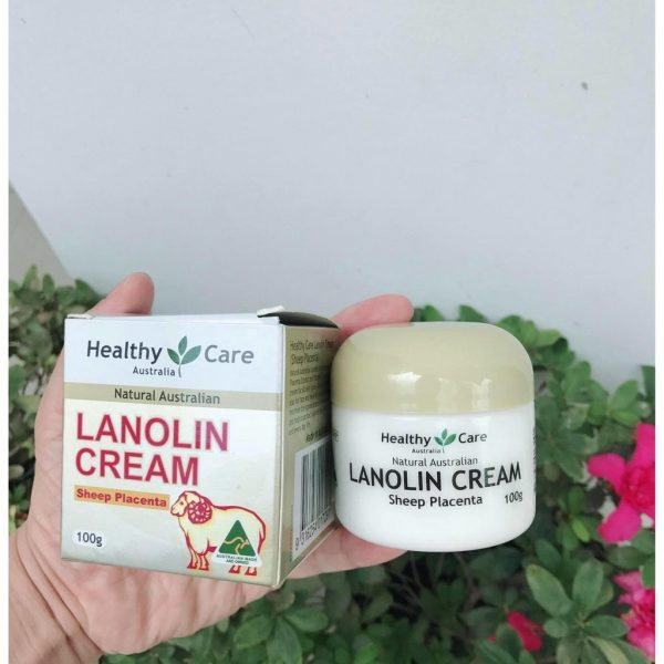 Healthy Care Lanolin with Sheep Placenta