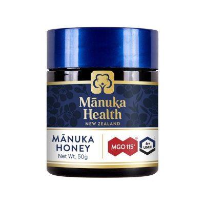 Manuka Health Mgo115+ Umf6 Manuka Honey 50g