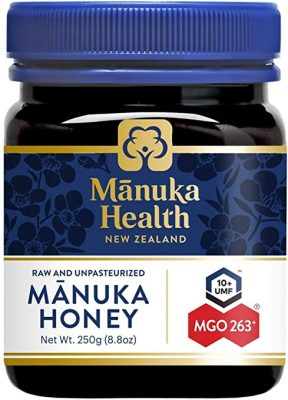 Mật Ong Manuka Honey Manuka Health Mgo 250g 10+