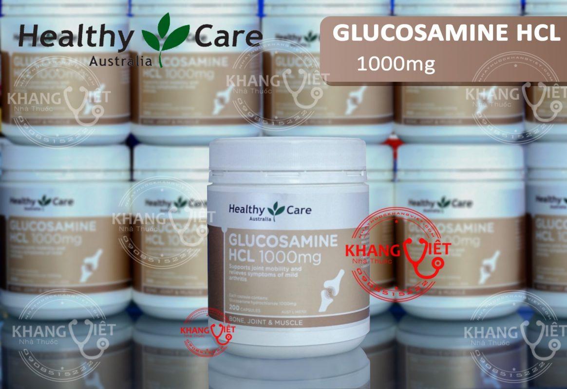 glusamine 1000 chính hãng