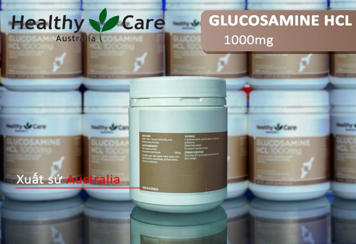 glusamine 1000 chính hãng australia