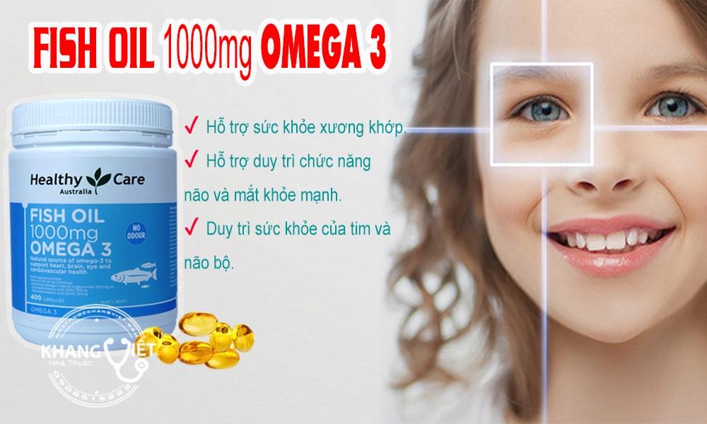 Omega 3 Kv Min