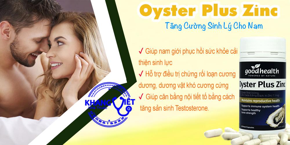 Oyster Plus Zinc Kv