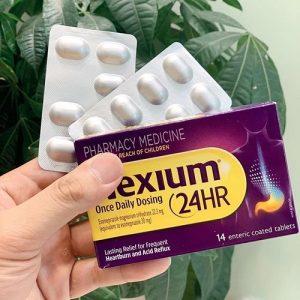 Thuoc Nexium 24hr 20mg Tablets 14 Cua Uc 3