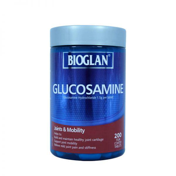 Glucosamine Viên Uống Xương Khớp