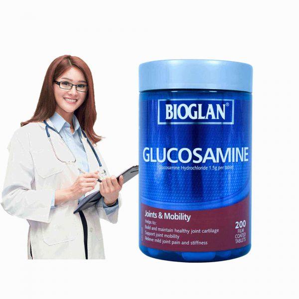 Glucosamine Nhà Thuốc Khang Việt