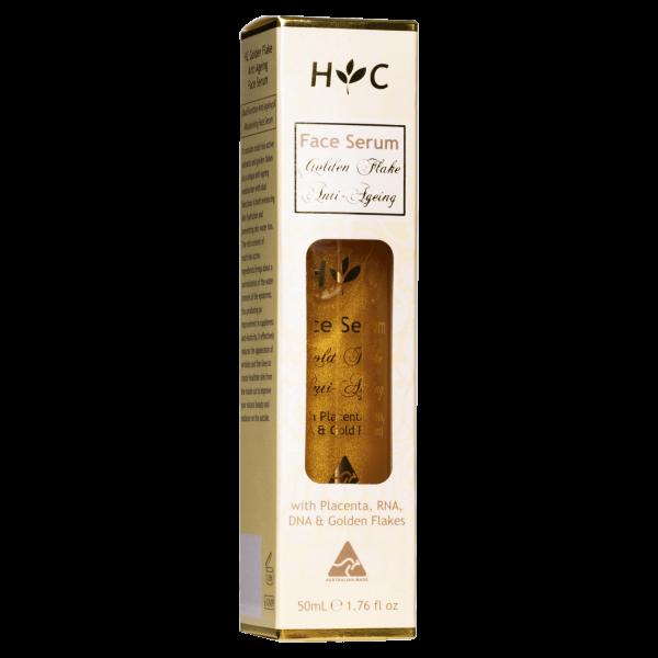 Hc Anti Ageing Golden Flake Face Serum 50ml 0 1 Min