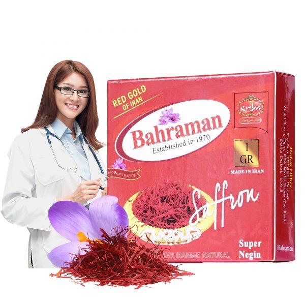 Saffron Bahraman