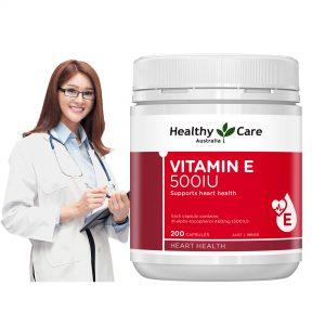 Vitamin e 500iu nhà thuốc khang việt