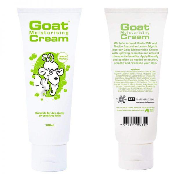 Goat moisturising cream