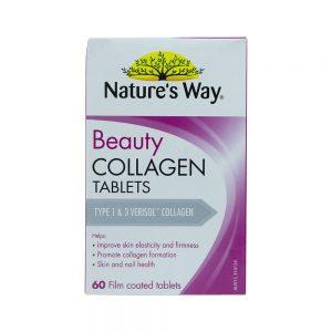 Beauty Collagen Úc Viên Uống Đẹp Da