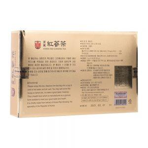 Trà Hồng Sâm Hàn Quốc Buleebang