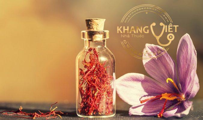 Nhụy hoa nghệ tây Saffaron Bahraman Iran - Bí quyết gìn giữ thanh xuân