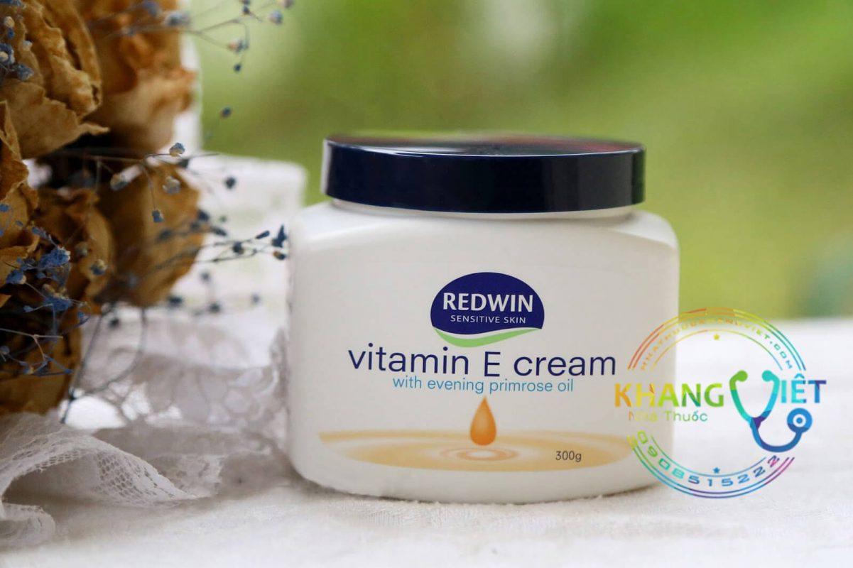 Kem Dưỡng Da Redwin Vitamin E